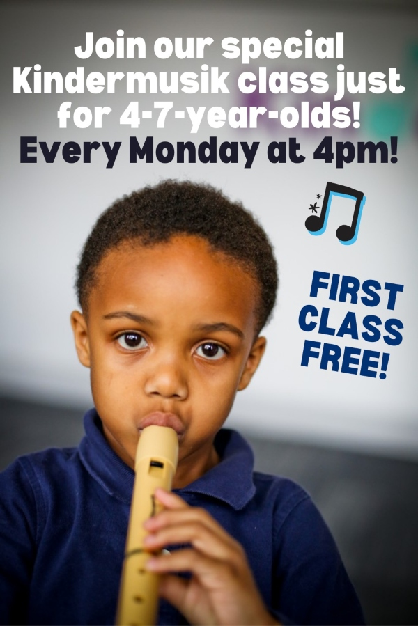 free Kindermusik Monday Savannah class