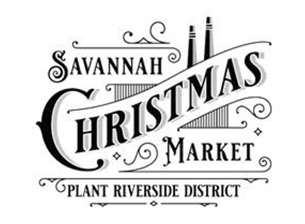 Savannah Christmas Market Plant Riverside District