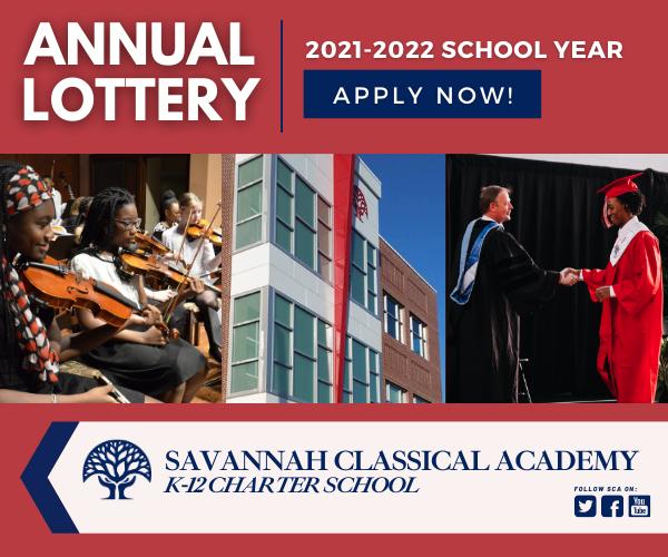 Savannah Classical Academy schools charter public Chatham County Georgia