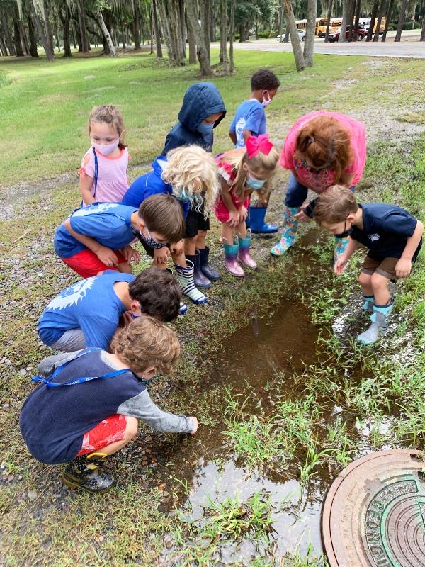 St. Andrew's School Wilmington Island prek kindergarten