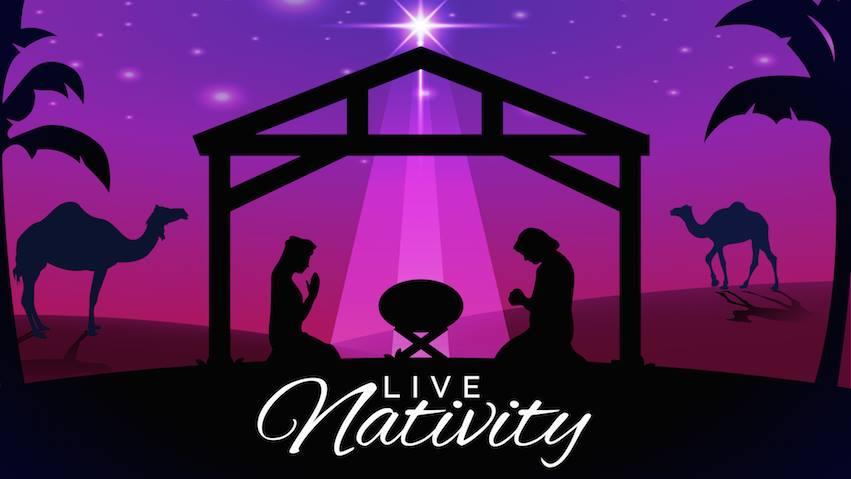 Live Nativity Savannah 2020 Petting Zoo Free Chatham County Christmas