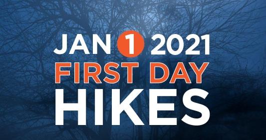 First Day Hikes 2021 Savannah Richmond Hill