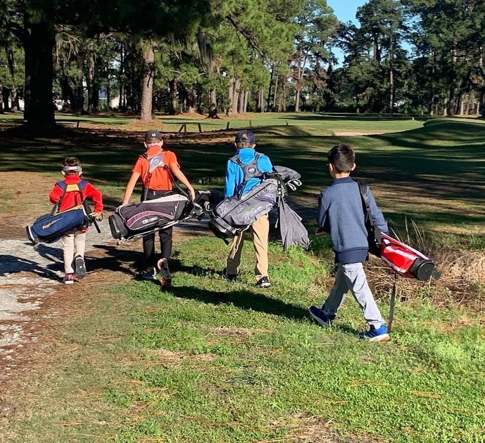 golf free clinic savannah chatham county kids children