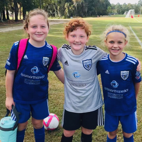 Savannah United Soccer 2021 Spring