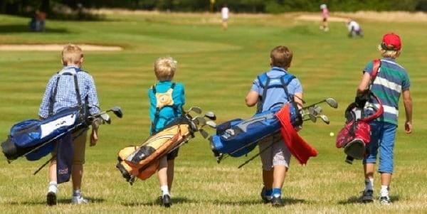 Savannah golf lessons kids children Golf Swing Studio Chatham County junior children