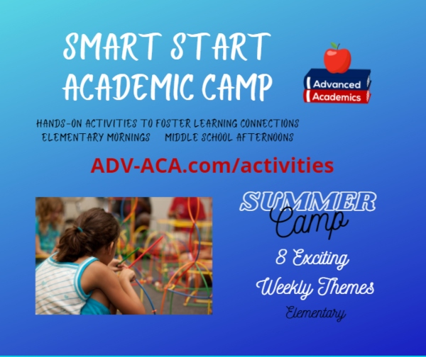 Academic Summer Camp 2021 Pooler Savannah Chatham County