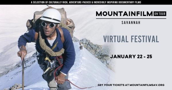 Mountainfilm Savannah family movies films 2021 festival virtual