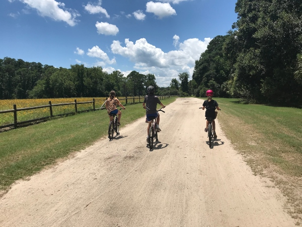 Sea Pines Nature Preserve Bike Trails Hilton Head