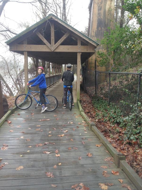 biking Columbia SC daytrip Savannah bike trails