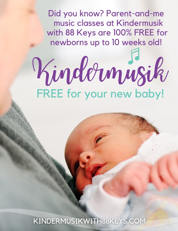 kindermusik savannah toddlers newborns Chatham County