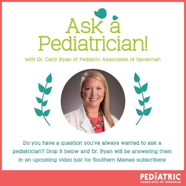 Savannah pediatricians pediatric associates doctors children healthcare