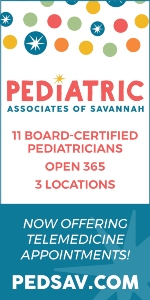 Pediatric Associates of Savannah pediatricians Pooler children