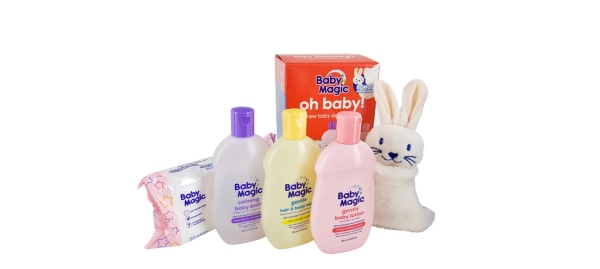 Baby Magic Giveaway Savannah