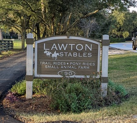 Lawton Stables Hilton Head Sea Pines Resort