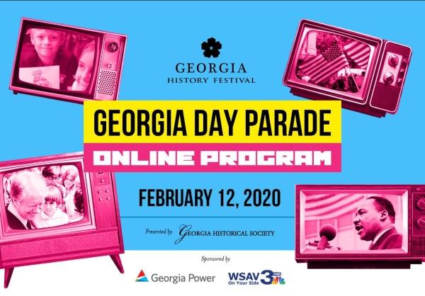 Georgia Day Parade 2021 Virtual Savannah