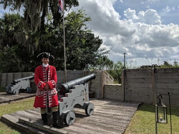 Fort king George Savannah state park