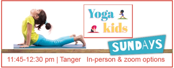 Yoga kids Bluffton SC Sandbox Tanger 2