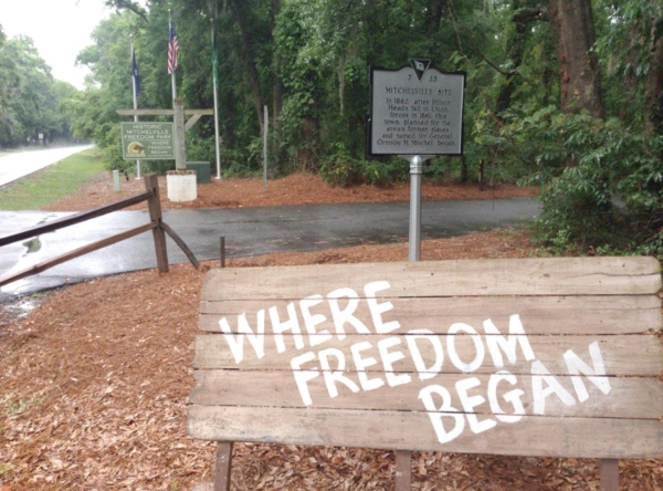 mitchelville freedom park hilton head daytrips savannah