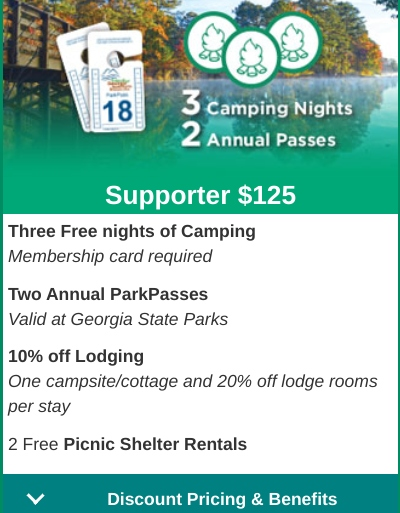 georgia state parks giveaway southernmamas.com 2021