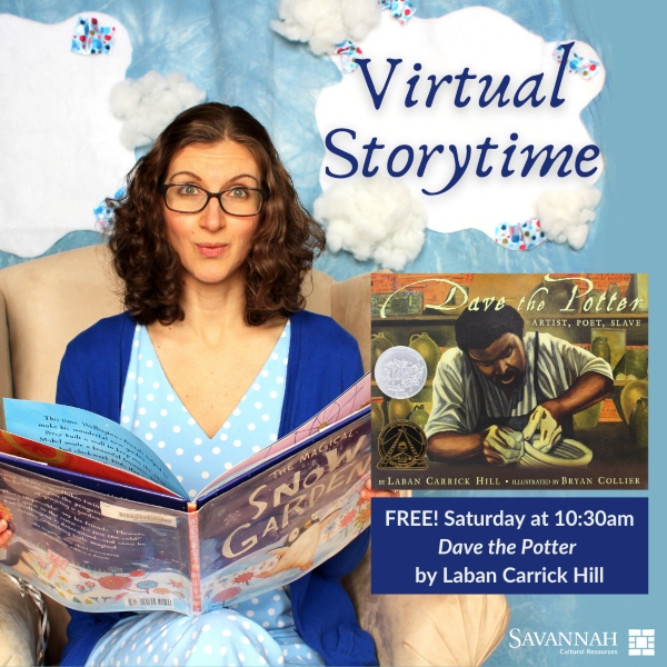 virtual storytime savannah free toddlers