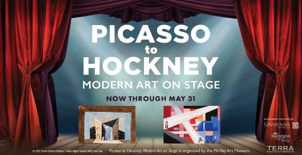 Picasso Hockney Savannah Telfair Museums Jepson Center 2021