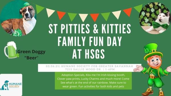 Family Fun Day Humane Society Savannah