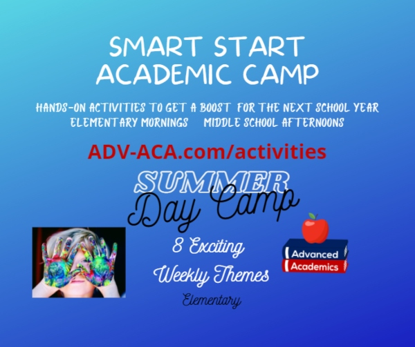 Pooler Summer Camps Advanced Academics