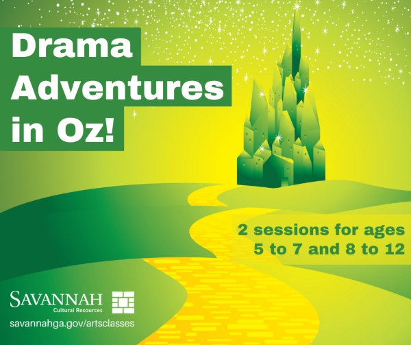 Drama Theater Classes Savannah Chatham County
