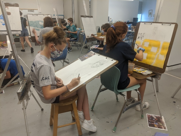 Telfair Museums Jepson Center Art Camps Summer 2021 Chatham County