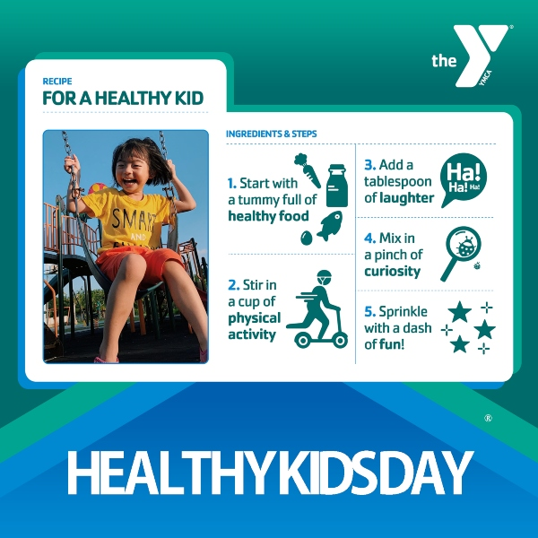 Healthy Kids Day YMCA Savannah Chatham County
