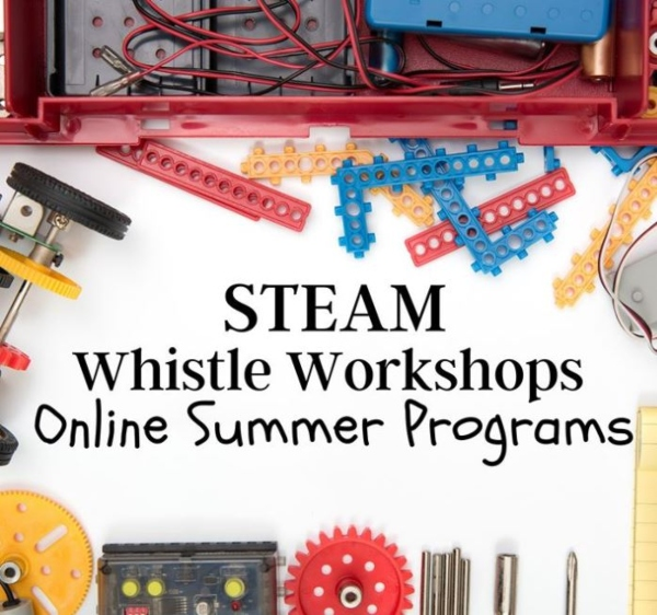 STEAM Whistle Workshops 2021 Online Summer Programs Savannah Georgia Tech