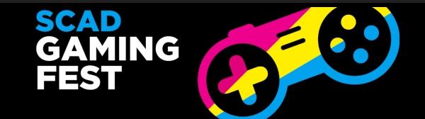 SCAD GamingFest 2021 Savannah gaming