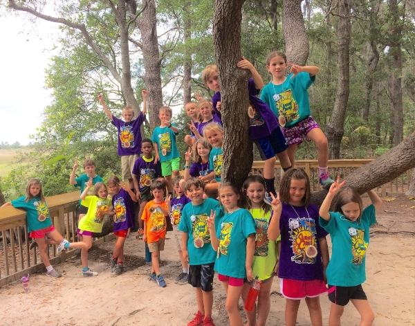 Summer Camps 2021 Savannah Oatland Island Wildlife Camp