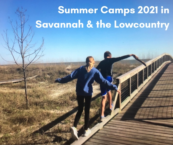 Summer Camps 2021 Savannah Chatham County Ga.