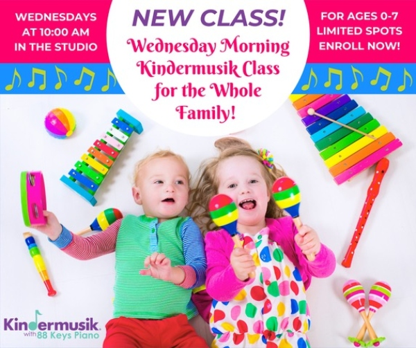 Kindermusik Savannah toddlers preschoolers mommy me music