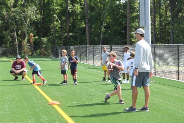 Summer Camps Savannah 2021 Sports Athletics Baseball Basketball Football Cheerleading