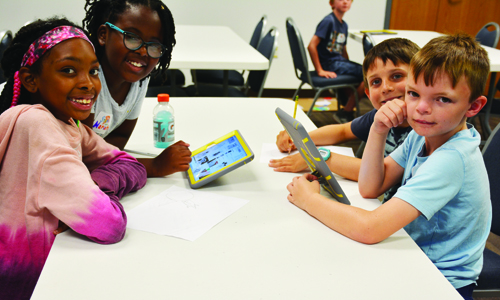 Georgia Tech Savannah Chatham County Summer Camps 2021 STEAM STEM Robotics