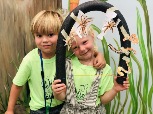 Savannah Summer Camps Pooler Museum 2021 Tanger Outlets