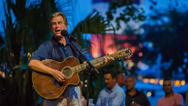 Gregg Russell concerts Harbour Town Sea Pines Hilton Head Summer 2021
