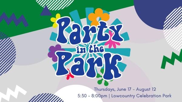 Party Park Lowcountry Celebration playground Hilton Head 2021