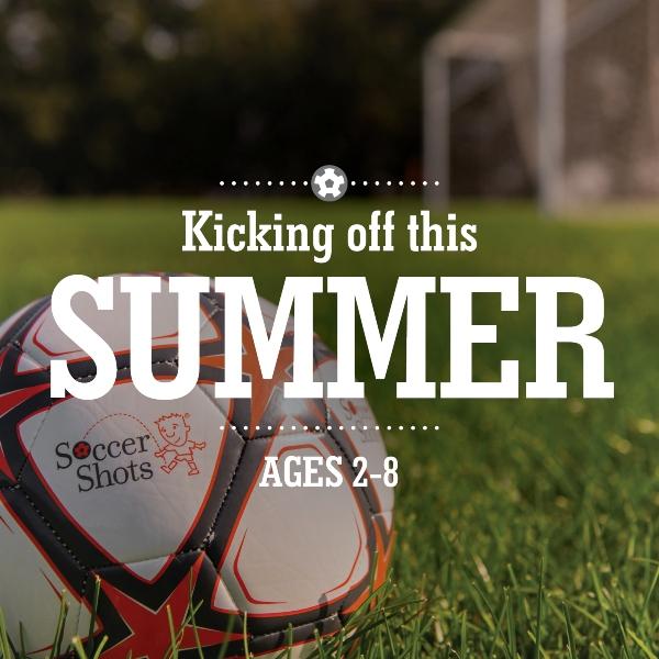 Soccer Shots Savannah preschoolers toddlers summer 2021