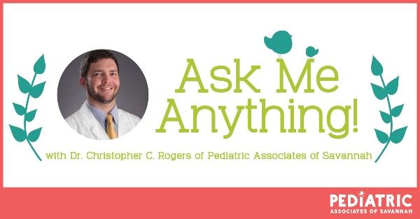 Pediatricians Savannah Chatham County Pediatric Associates