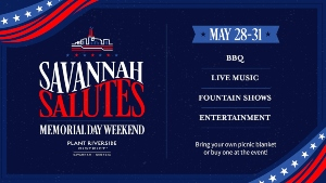 Memorial Day Weekend events Savannah Chatham County 2021 kids