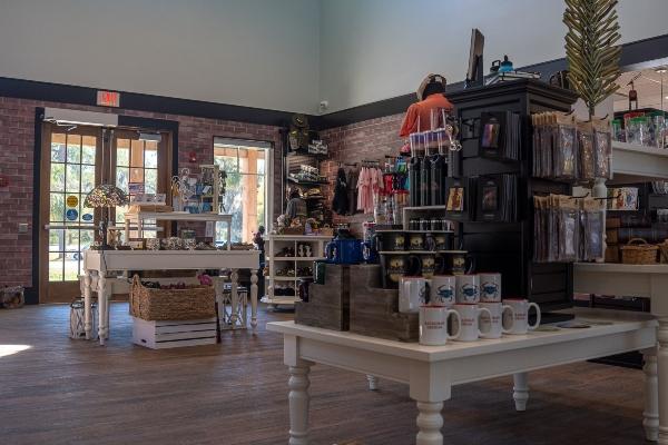Skidaway Island State Park Visitor Center Interpretive Savannah