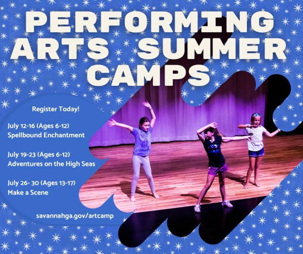 Performing Arts Summer Camps 2021