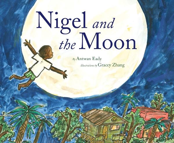 Nigel Moon Antwan Eady Savannah children's book author