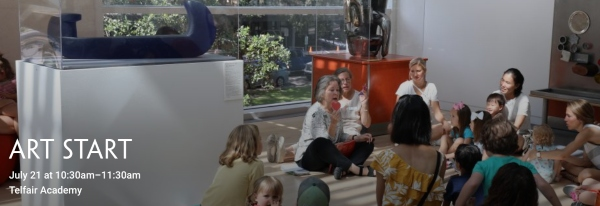 Telfair Museums Art Start toddlers Jepson Center Savannah 2021