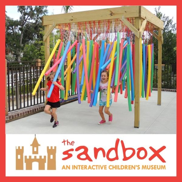 Sandbox Children's Museum Hilton Head Bluffton kids