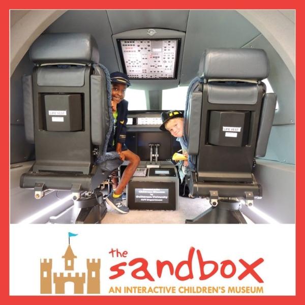 sandbox children's museum hilton head bluffton kids children