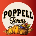 Poppell Farms pumpkin patch Savannah Chatham County hayrides corn maze